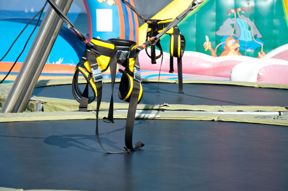 location trampoline salto vacances hiver