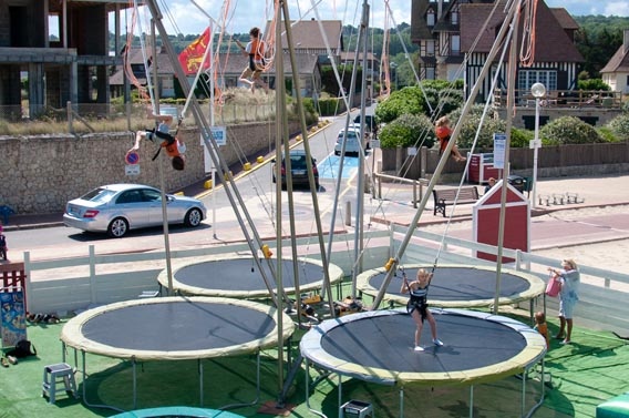 louer salto trampolines stations ski